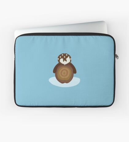 Baby Penguin Laptop Sleeve