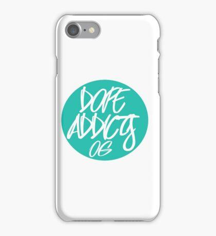 DOPE  ACCITED OG iPhone Case/Skin