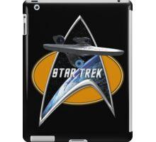 StarTrek Enterprise 1701 09  Command Signia Chest iPad Case/Skin