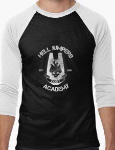 Hell Jumpers Academy Men's Baseball ¾ T-Shirt