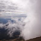 View from 14,110 Feet by John  Sperry