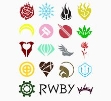 RWBY: Emblems Unisex T-Shirt