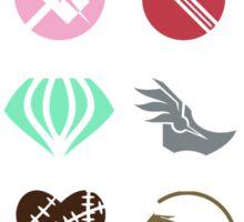 RWBY: Emblems Sticker