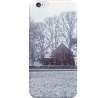Snow White - Uralla NSW iPhone Case/Skin