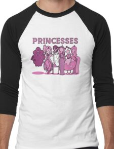 Princesses Men's Baseball ¾ T-Shirt