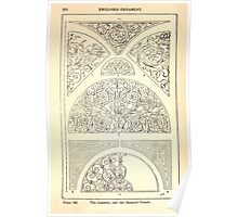 A Handbook Of Ornament With Three Hundred Plates Franz Sales Meyer 1896 0286 Enclosed Ornament Lunette Spaurail Panel Poster
