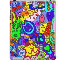 Abstract 24 iPad Case/Skin