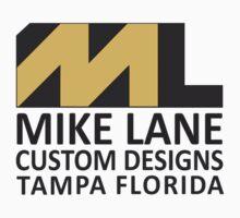 Magic Mike XXL Mike Lane Custom Designs Logo by movieshirtguy