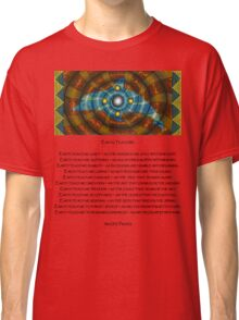 Journey to the Center Classic T-Shirt