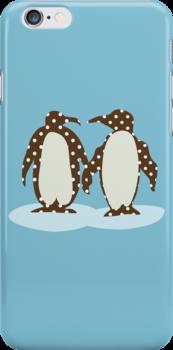 Best Friend Penguins by Janet Antepara