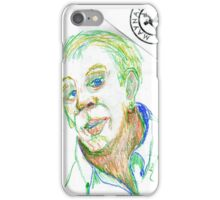 the Aristocratic Okie redneck who bought us lunch iPhone Case/Skin