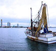 boat by Adam Wakefield