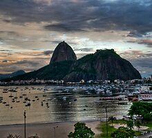 Sugar Loaf, Rio de Janeiro by Quasebart
