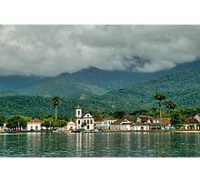 Paraty, Brazil Photographic Print