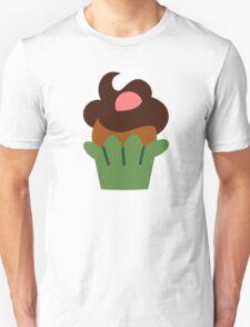 Cupcake-Green Unisex T-Shirt