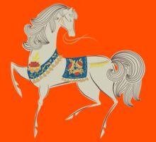 Dancing Horse Kids Tee