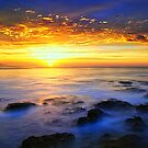A joyful sunrise by Ray Yang