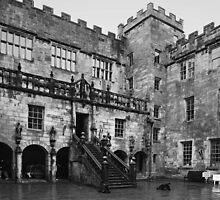 Chillingham Castle by WatscapePhoto