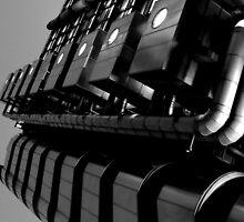 Digital City by duncandragon