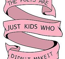 Poets in Pink by SickAsJish