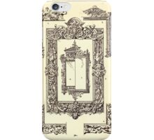 A Handbook Of Ornament With Three Hundred Plates Franz Sales Meyer 1896 0483 Frames Mirror iPhone Case/Skin
