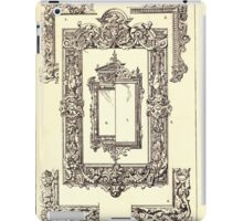 A Handbook Of Ornament With Three Hundred Plates Franz Sales Meyer 1896 0483 Frames Mirror iPad Case/Skin