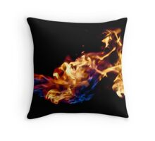 The Colour of Light Throw Pillow