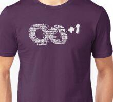 Powers Cosmic - Infinity Plus One Unisex T-Shirt