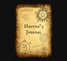 New! Supernatural Hunter's Journals! Unisex T-Shirt