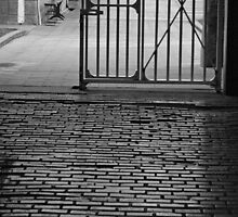 Welcome | Old Dubbo Gaol, NSW by Alison Badgery