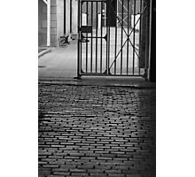 Welcome | Old Dubbo Gaol, NSW Photographic Print