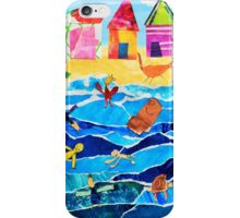 Brighton Bathing Boxes  iPhone Case/Skin