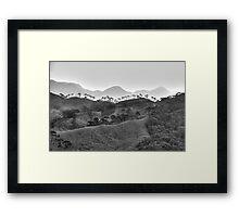 Maua, Brazil Framed Print