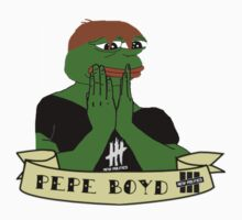 Pepe Boyd by xpunkspirationx