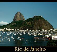 Rio de Janeiro, Sugar Loaf by Quasebart