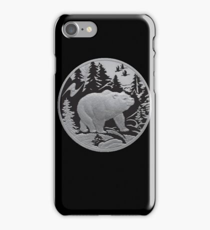 Russian Bear iPhone Case/Skin