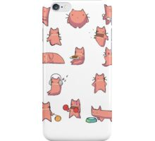 Happy Cats iPhone Case/Skin
