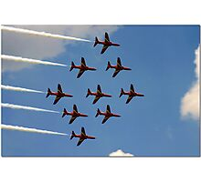 Masters of the Sky Photographic Print
