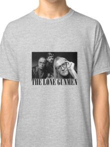 The Lone Gunmen (X-Files) Grunge Style Shirt Classic T-Shirt