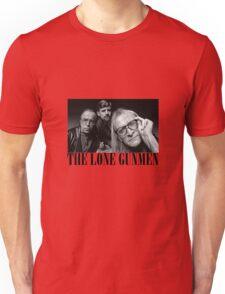 The Lone Gunmen (X-Files) Grunge Style Shirt Unisex T-Shirt
