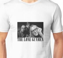 The Lone Gunmen (X-Files) Grunge Style Shirt Unisex T-Shirt