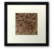 Sand. I Framed Print
