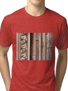 Italian workmanship Tri-blend T-Shirt
