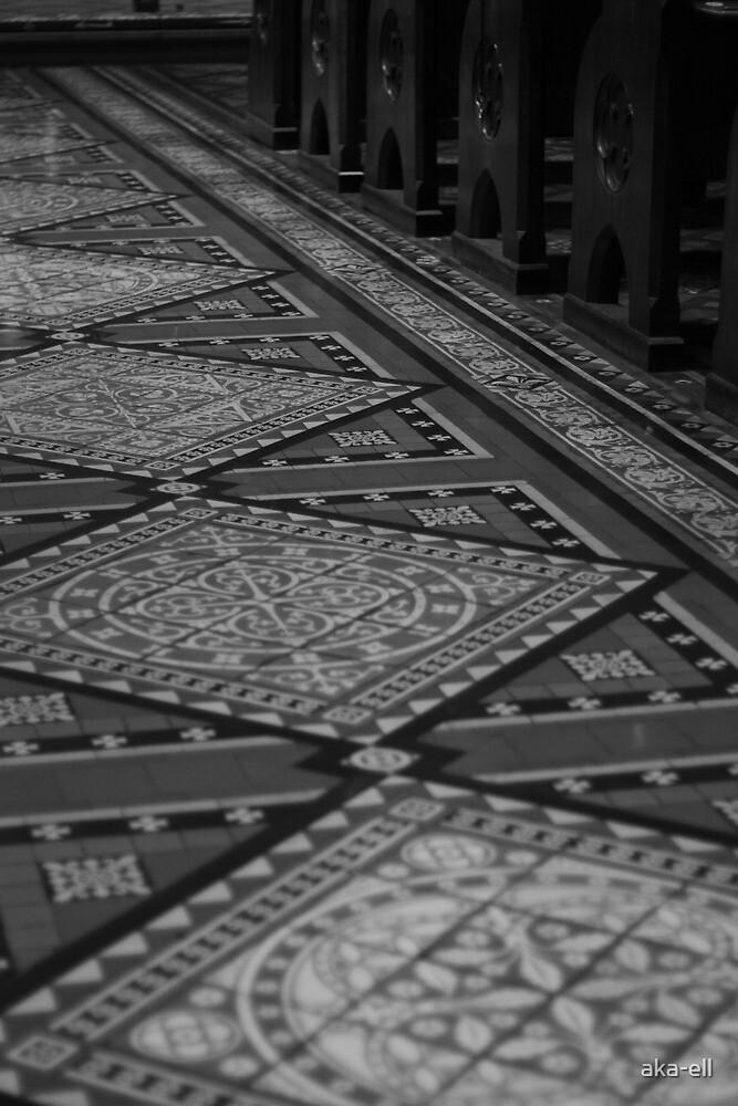 St Paul's Mosaic by aka-ell