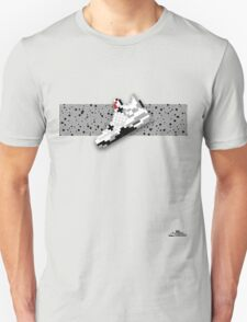 8-bit basketball shoe 4 T-shirt Unisex T-Shirt