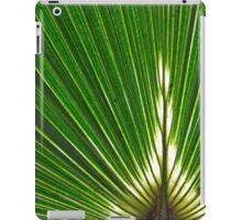 White Flame iPad Case/Skin