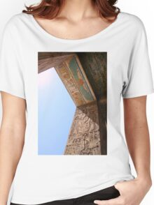 Enter the ancient  Women's Relaxed Fit T-Shirt