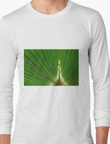 White Flame Long Sleeve T-Shirt