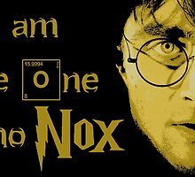 I'm the one who NOX! by galaxysalvo