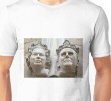 Queen Elizabeth & Prince Philip Unisex T-Shirt